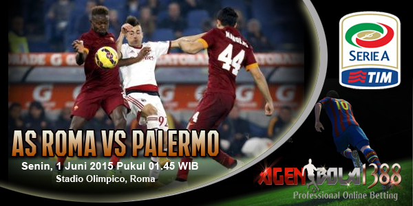 AS Roma Vs Palermo