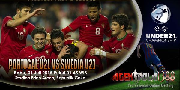 Portugal U21 vs Swedia U21