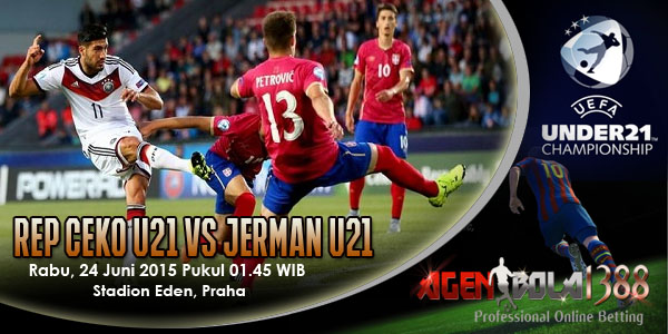 Republik Ceko Vs Jerman