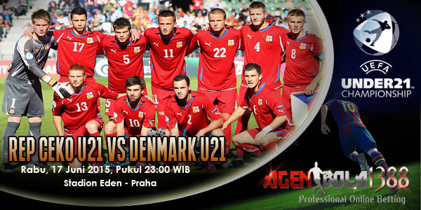 Republik Ceko vs Denmark