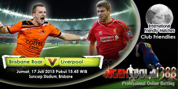 Brisbane Roar vs Liverpool