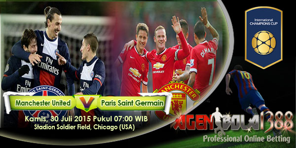Manchester United Vs Paris Saint Germain