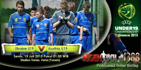 Ukraina U19 Vs Austria U19