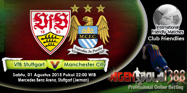 VfB Stuttgart Vs Manchester City