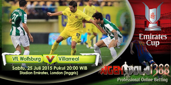 Wolfsburg Vs Villarreal