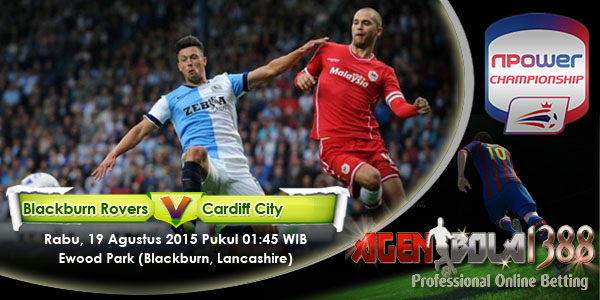Blackburn Rovers vs Cardiff City
