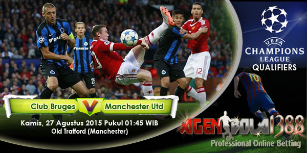 Club Bruges vs Manchester United