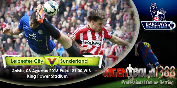 Leicester City vs Sunderland