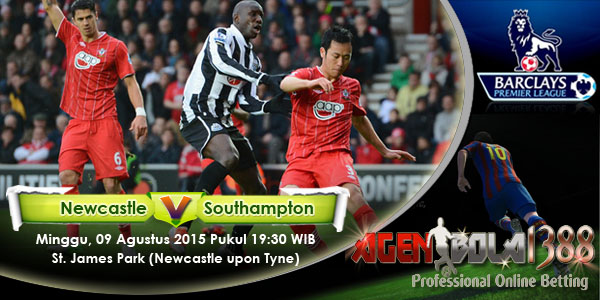 Newcastle vs Southampton