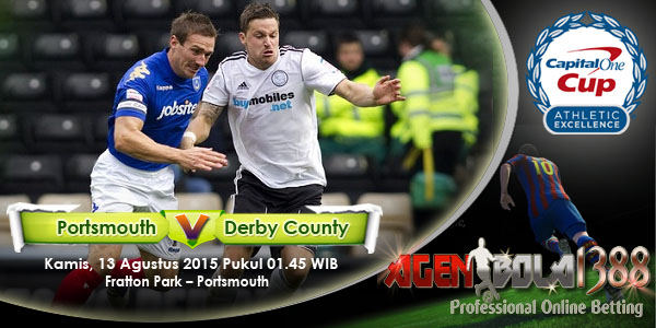 Portsmouth vs Derby County